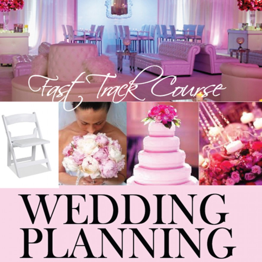 cert  of professional wedding planning styling and design