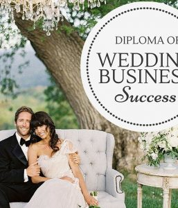 Diploma of Wedding Business Success
