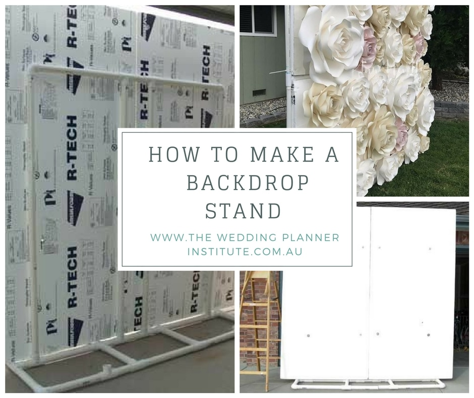 How To Make A Flower Wall Backdrop For A Wedding Or Event