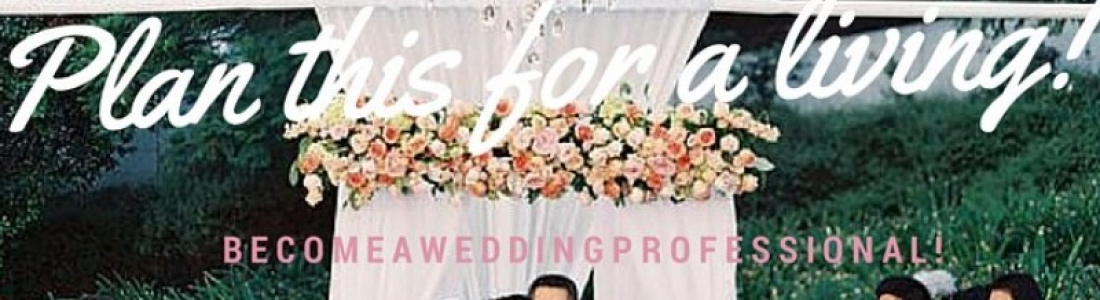 Become A Wedding Planner Online Course